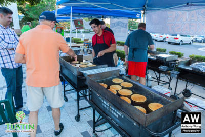 161001 Tiller Days Pancake Breakfast 0005