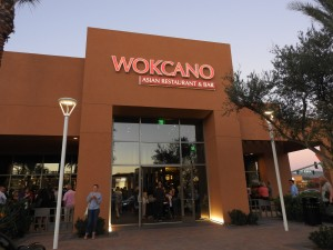 Wokcano Asian Restaurant