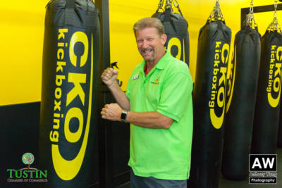150917 CKO Kickboxing Ribbon Cutting 0020