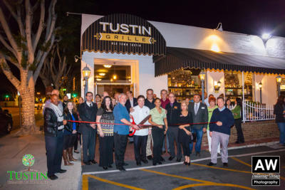 151203 Tustin Grille Ribbon Cutting 0035