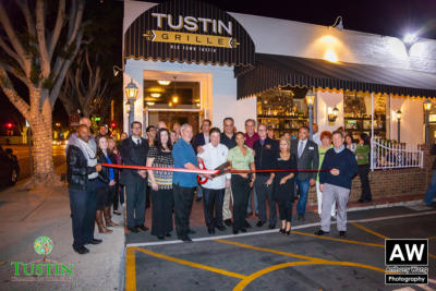 151203 Tustin Grille Ribbon Cutting 0036