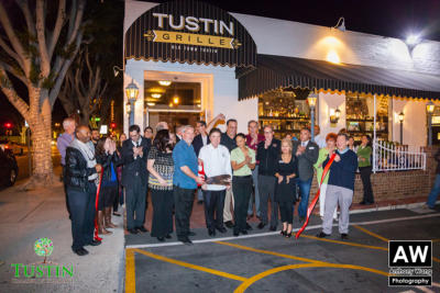 151203 Tustin Grille Ribbon Cutting 0038