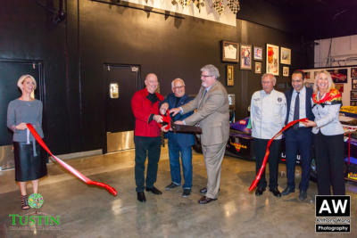 Marconi Ribbon Cutting 0037