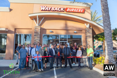 160331 Wayback Burger Ribbon Cutting 0035