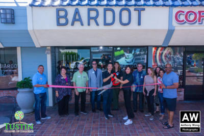 170909 Bardot Ribbon Cutting 0040