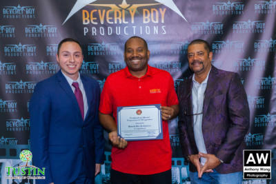 171018 Beverly Boy Productions Ribbon Cutting 0035