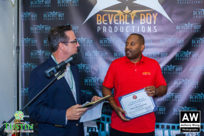 171018 Beverly Boy Productions Ribbon Cutting 0037
