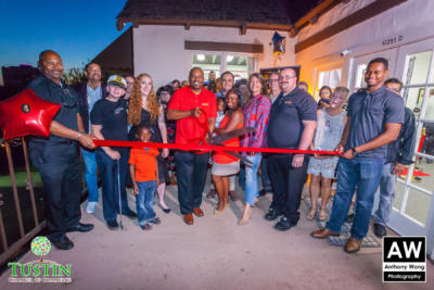 Beverly Boy Productions Ribbon Cutting