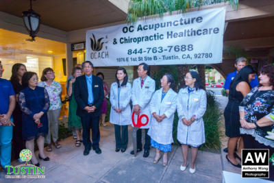 171026 OC Acupunture and Chiropractic Healthcare Ribbon Cutting 0020