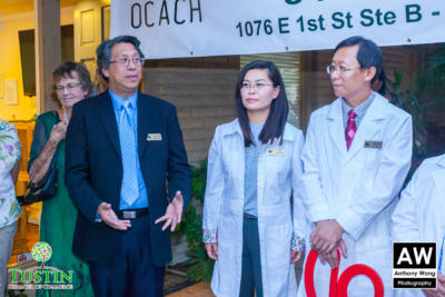 171026 OC Acupunture and Chiropractic Healthcare Ribbon Cutting 0021