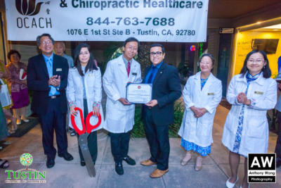 171026 OC Acupunture and Chiropractic Healthcare Ribbon Cutting 0024