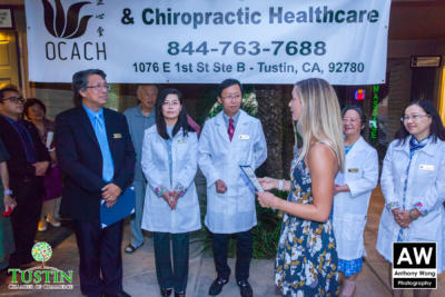 171026 OC Acupunture and Chiropractic Healthcare Ribbon Cutting 0028