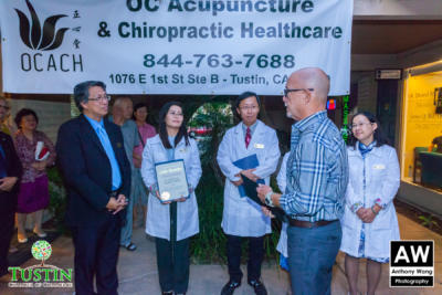 171026 OC Acupunture and Chiropractic Healthcare Ribbon Cutting 0034