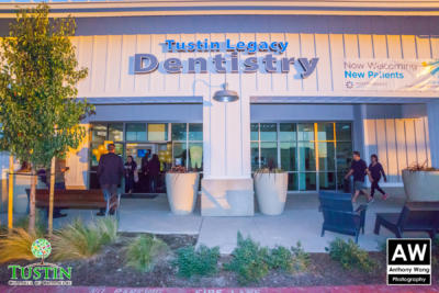 Tustin Legacy Dentistry Ribbon Cutting