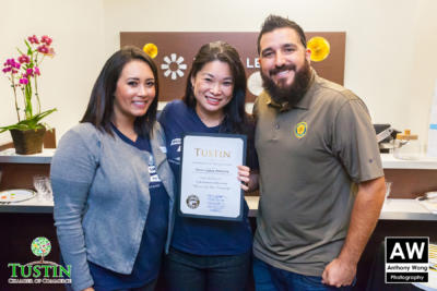 171109 Tustin Legacy Dentistry Ribbon Cutting 0021