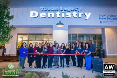 171109 Tustin Legacy Dentistry Ribbon Cutting 0031