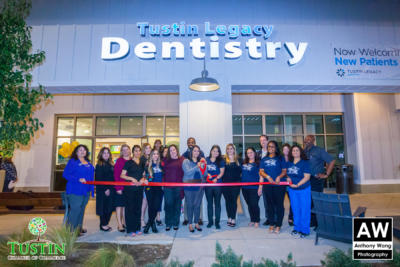 171109 Tustin Legacy Dentistry Ribbon Cutting 0033