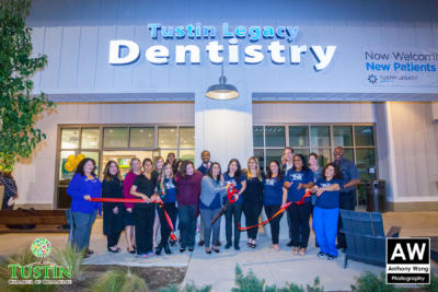 171109 Tustin Legacy Dentistry Ribbon Cutting 0035