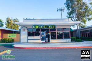 180111 Dosa Place Ribbon Cutting 0001