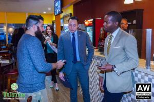 180111 Dosa Place Ribbon Cutting 0011