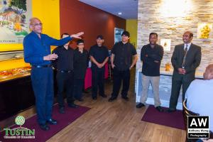 180111 Dosa Place Ribbon Cutting 0057