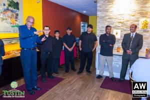 180111 Dosa Place Ribbon Cutting 0058