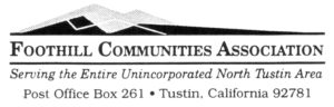 Foothil Communities Association
